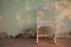 Cadeiras velhas Fotografia de Stock Royalty Free