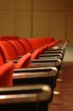 Cadeiras vermelhas Imagens de Stock Royalty Free