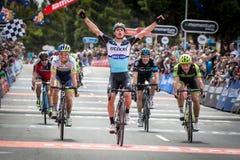 Cadel Evans Great Ocean Road Race Royalty Free Stock Image