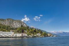 Cadenabbia, Lake Como, Italy Royalty Free Stock Photo