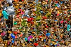 Cadenas à Prague Images stock