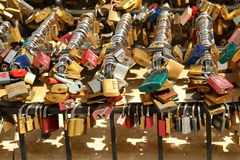 cadenas Photographie stock