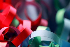 Cadenas de papel Fotos de archivo libres de regalías