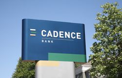 Cadence Bank Stock Images