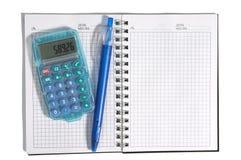 Caderno. Fotos de Stock