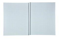 Caderno. Imagens de Stock