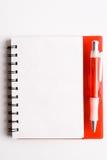 Caderno Imagens de Stock Royalty Free