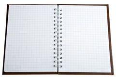 Caderno. Imagens de Stock Royalty Free