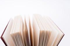 Caderno aberto Fotos de Stock