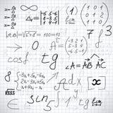 Caderno da escola ilustração do vetor