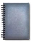 Caderno de papel recicl Fotos de Stock