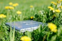 Caderno do campo Fotografia de Stock