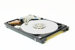 Caderno do disco duro Imagens de Stock