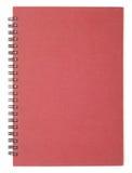 Caderno fechado Imagem de Stock