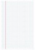 Caderno paper2 Fotografia de Stock