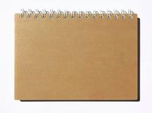 Caderno recicl fotos de stock royalty free