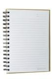 Caderno vazio Fotografia de Stock Royalty Free