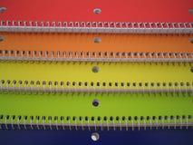 Cadernos Imagens de Stock Royalty Free