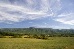 Cades Cove Royalty Free Stock Images