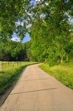 Cades liten vik i den Great Smoky Mountains nationalparken royaltyfri bild