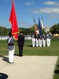 Cadetes de Virginia Military Institute (VMI) Fotos de archivo libres de regalías