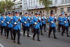 Cadets militaires photos libres de droits