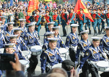 Cadets Sea Cadet Corps. Stock Images
