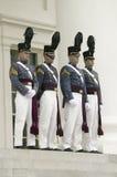 Cadetti militari dell'istituto della Virginia (VMI) Fotografia Stock Libera da Diritti
