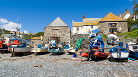 Cadgwith Cove Stock Photography