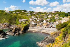 Cadgwith Cove Royalty Free Stock Photos
