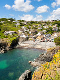 Cadgwith Cove Royalty Free Stock Images