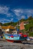 Cadgwith zatoczka, Cornwall Zdjęcia Stock