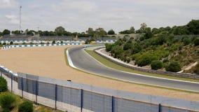 CADICE - 28 MAGGIO: Formula V8 3 di campionato di baseball 5 a Jerez de la Front stock footage