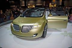 Cadilac concept car Stock Photos