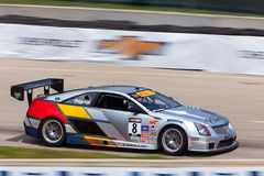 Cadillac Ściga się 2013 Detoit Uroczysty Prix Zdjęcie Stock