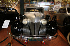 1939 Cadillac 60 ειδικό φορείο Serie Στοκ εικόνες με δικαίωμα ελεύθερης χρήσης