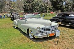 Cadillac μετατρέψιμο Στοκ Εικόνες