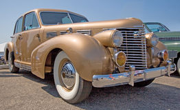 Cadillac 1938 Photos stock