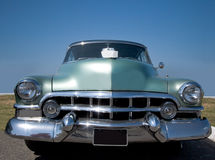 Cadillac 1952 Royalty Free Stock Image