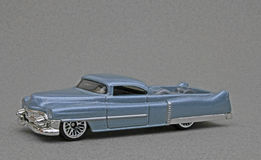 Cadillac 1953 Custom. 1953 Custom Cadillac, Hot Wheels 2009 New Models Royalty Free Stock Photo