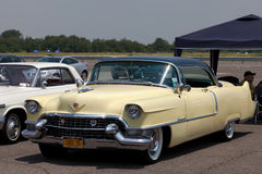 Cadillac 1955 Coupe de Ville Photographie stock libre de droits