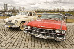 Cadillac Photographie stock