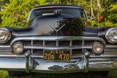 Cadillac 1950 Fotografering för Bildbyråer