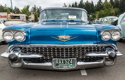 1958 Cadillac Royalty-vrije Stock Afbeelding