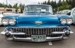 Cadillac 1958 Immagine Stock Libera da Diritti