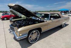 1972 Cadillac Royalty-vrije Stock Afbeelding