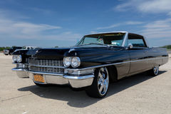 1963 Cadillac Royalty-vrije Stock Afbeelding