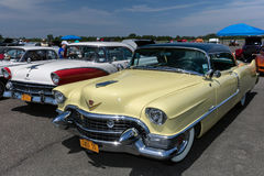 Cadillac 1955 Photos stock
