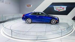Cadillac-ATS Stock Foto