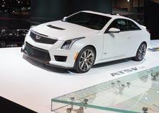 Cadillac 2015 ATS-V Royaltyfri Bild